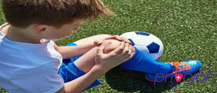 Children's Sports Injuries